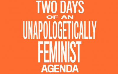 Unapologetically feminist