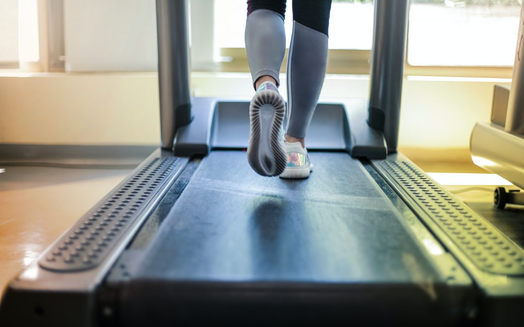 Can we get off the treadmill?